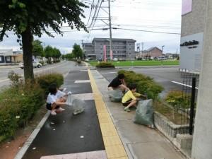 2012年7月1日市内一斉美化清掃